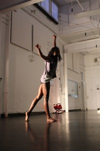 Performance Still, 4